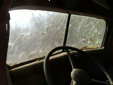 Truck Windshield