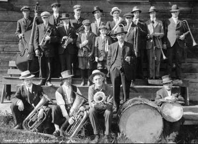 Fairbanks Band 1917