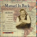Cover of CD Manuel Is Back